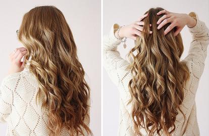 extnsions  de cheveux A clips